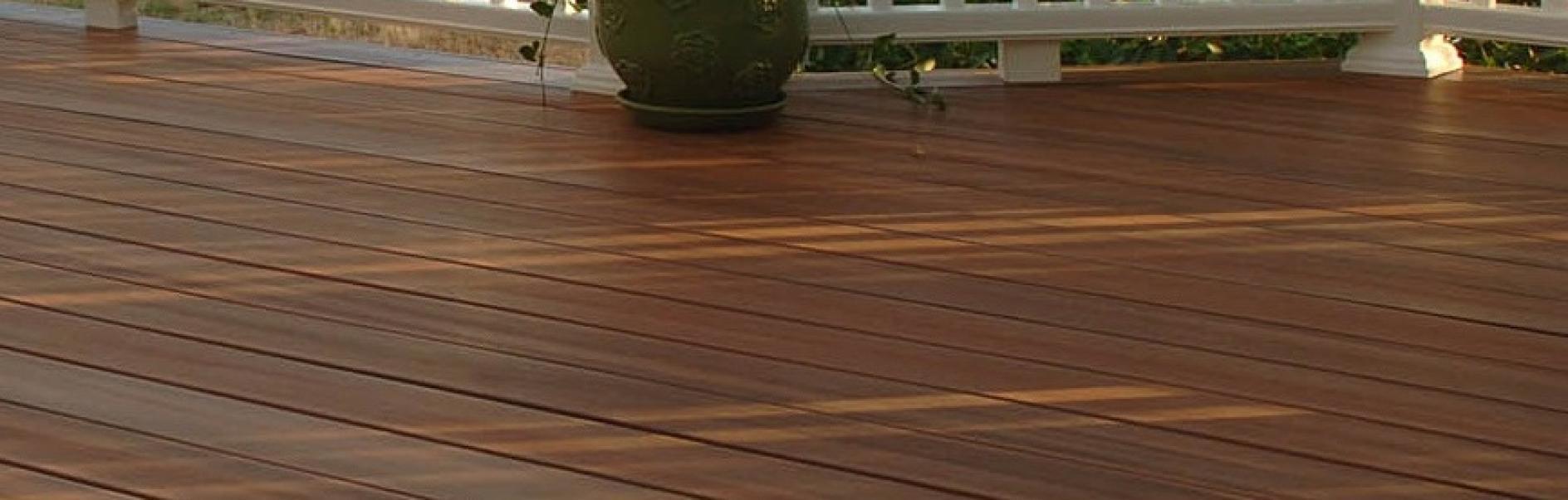Construire Terrasse En Bois construire une terrasse en bois