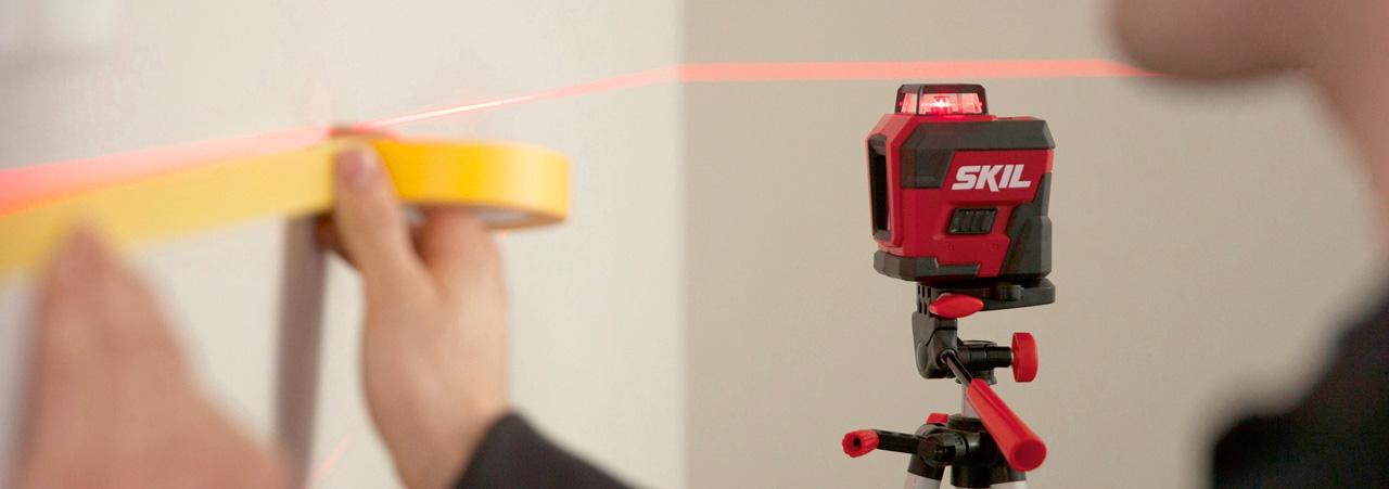 Outils laser / de mesure