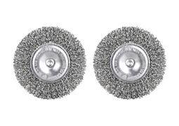 SKIL Brosses à fils acier pour brosse de désherbage électrique