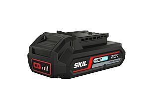 SKIL 3102 AA Batterie Li-Ion 2,5 Ah « 20V Max » (18 V) « Keep Cool »