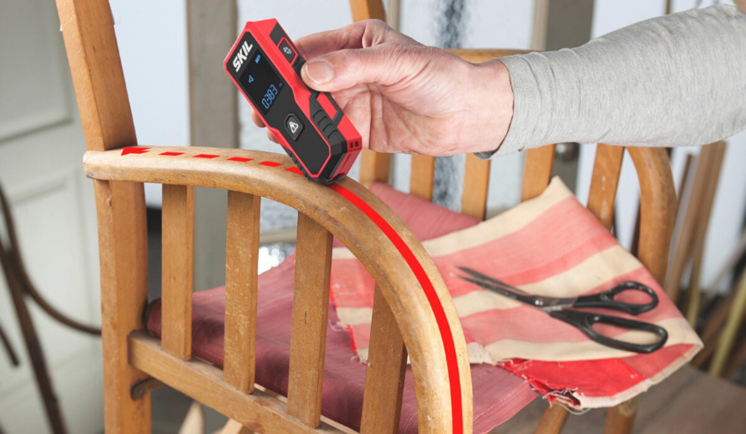 Innovativi strumenti di misura laser