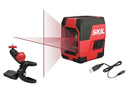 SKIL 1910 AA Livella laser a croce